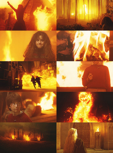 Harry Potter + Fire