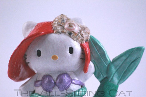 Hello Kitty Sculptures