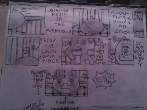 HetaONI comic prolouge