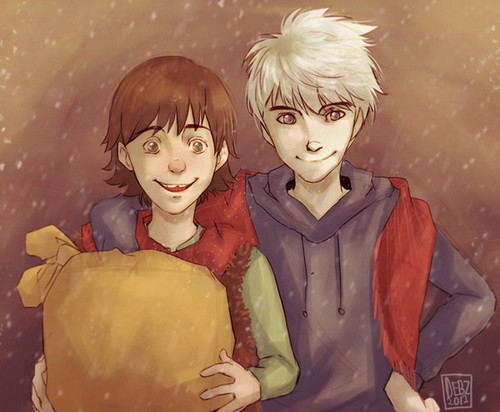 Hiccup and Jack