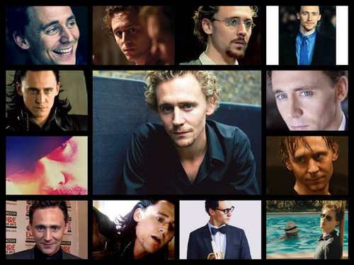 Hiddles - tom-hiddleston Fan Art