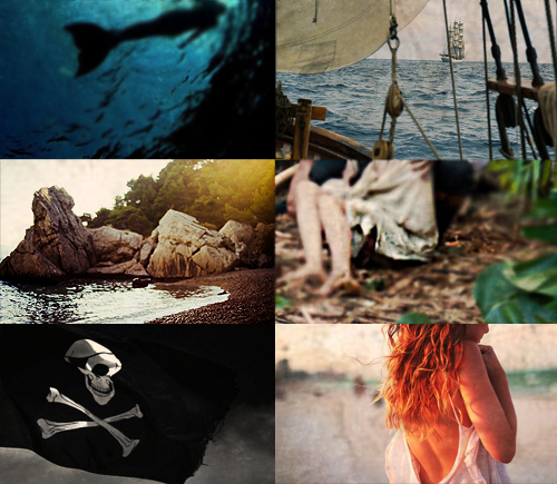 Hook and Ariel