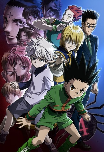HxH Phantom Rouge
