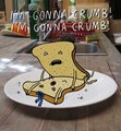 I'm gonna crumb! - sex-and-sexuality photo