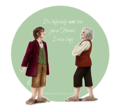 I'm not the same Hobbit I once was! - the-hobbit fan art