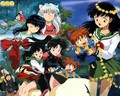 INUYASHA GROUP - inuyasha photo