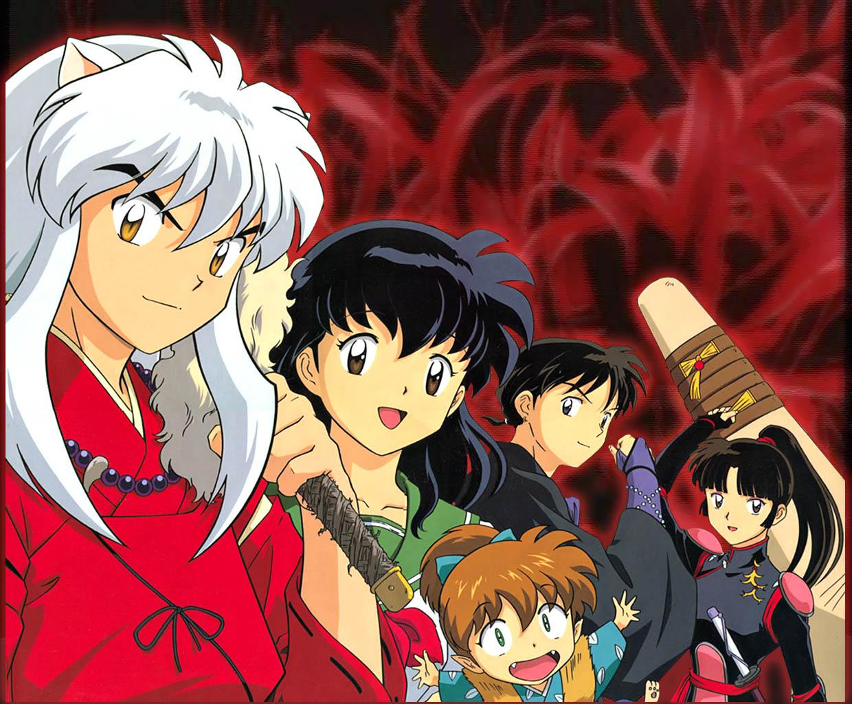 Inuyasha GROUP