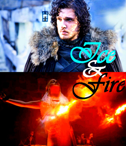 Galerry Game of Thrones Season 6 vs A Song of Ice Fire Round 1