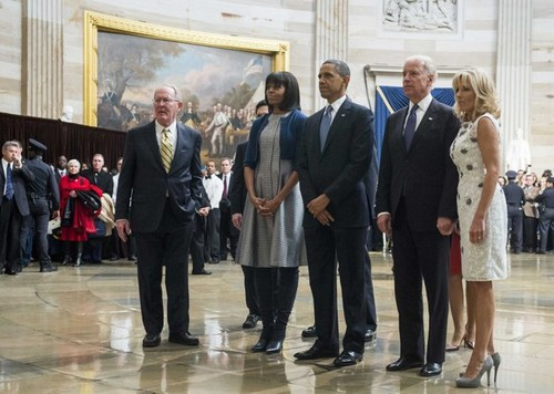 Inauguration día 2013
