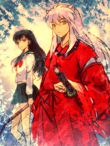 Inuyasha wallpaper containing anime titled InuYasha