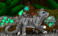 Ivypaw and Hawkfrost - warriors-novel-series photo