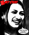 JKT48 melody comic book - jkt48 fan art