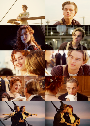 Titanic wallpaper entitled Jack & Rose