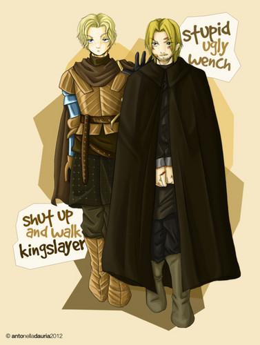 Jaime and Brienne