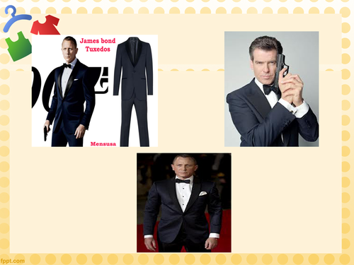 James Bond SUITS/スーツ from Mensusa