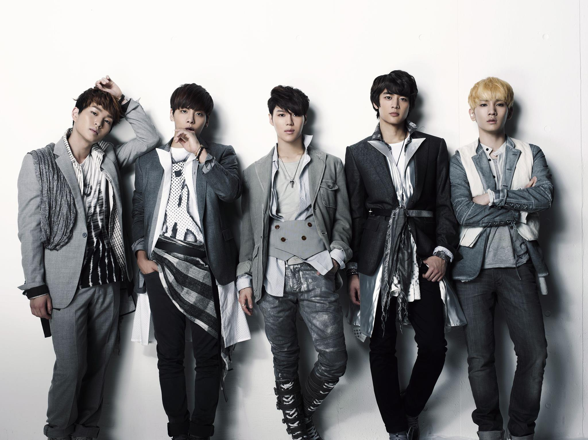 Shinee Japanese single 'FIRE' to be released March 13, 2013.