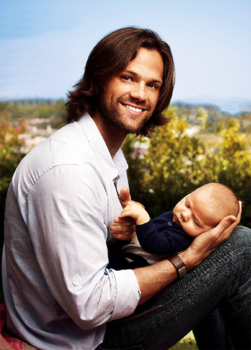 Jared Padalecki wallpaper possibly with a business suit entitled Jared and Thomas Colton Padalecki ♥