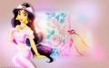 disney-princess - Jasmine ~ ♥ wallpaper