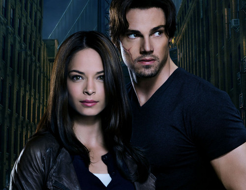 Jaystin As Catherine & Vincent In New Tv Series Batb 100% Real ♥