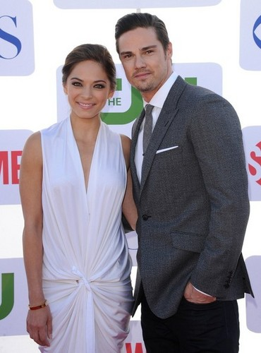Jaystin At The CW & Showtime 2012 TCA Party 100% Real ♥