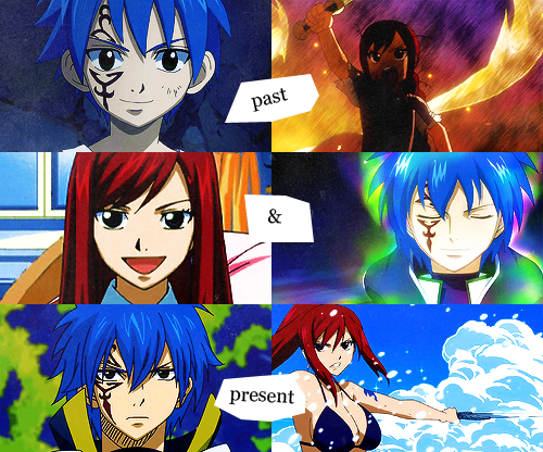 Jerza and Gruvia ♥