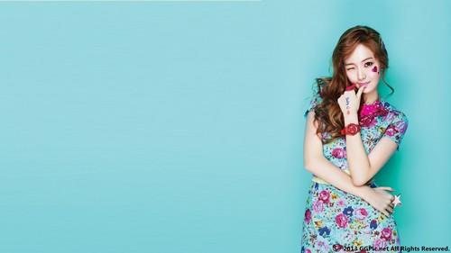 Jessica Kiss Me Baby-G door Casio