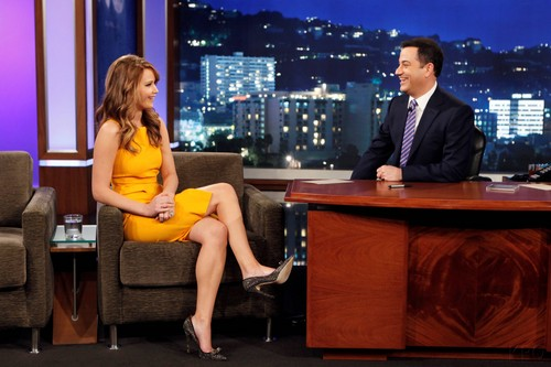 Jimmy Kimmel Live (31 Jan. 2013)