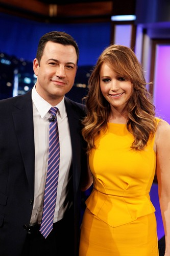 Jimmy Kimmel Live (31 Jan. 2013)