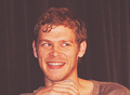 Joseph Morgan + his adorable smile