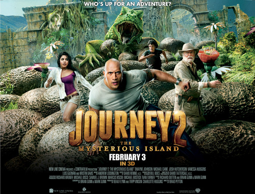 "Dwayne ""The Rock"" Johnson wallpaper with a green beret entitled Journey 2"