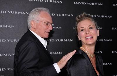 Kaley @ Opening of David Yurman's Flagship Store HQ