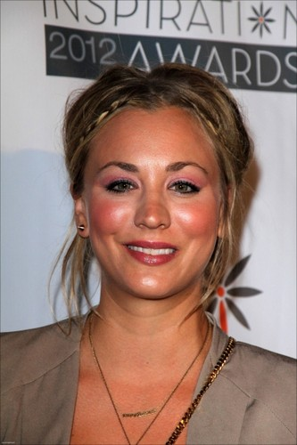 Kaley @ Step Up Women's Networks' 9th Annual Inspiration Awards
