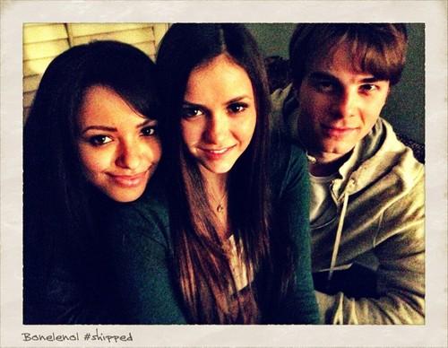 Kat, Nathaniel, Nina