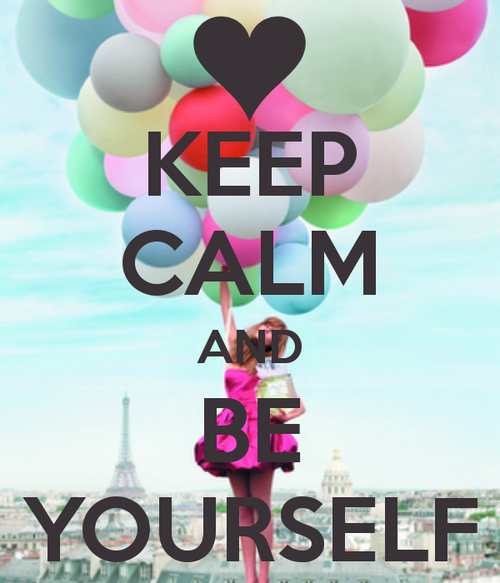 Keep calm and---