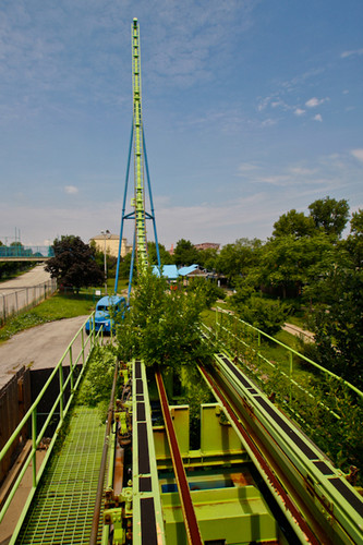 Kentucky Kingdom Greezed Lightning
