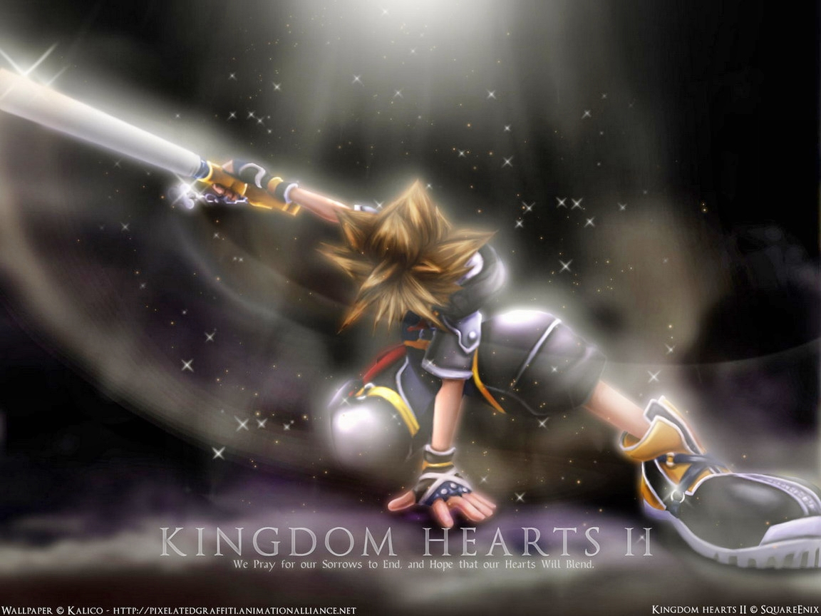 True Kingdom Hearts images Kingdom Hearts HD wallpaper and background photos