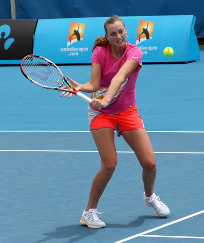 Kvitova sexy 2013