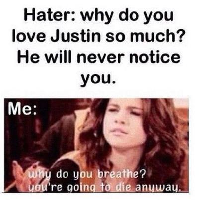 LOL....Justin...<3