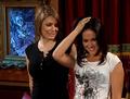 Lindsay and Marissa