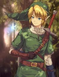 The Legend of Zelda wallpaper containing anime titled Link Fanart