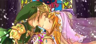 Link and Zelda Marriage