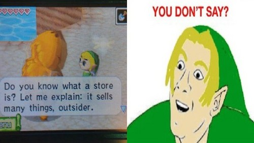 LoZ Memes