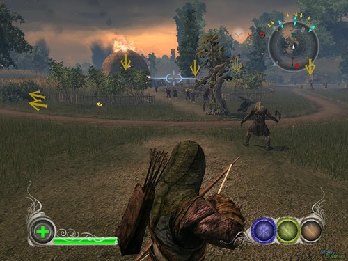 Lord of the Rings: Conquest screenshot