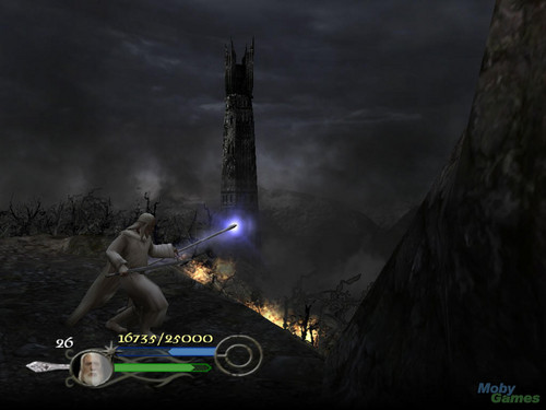 Lord of the Rings: Return of the King screenshot