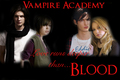 Love runs deeper than blood - vampire-academy fan art
