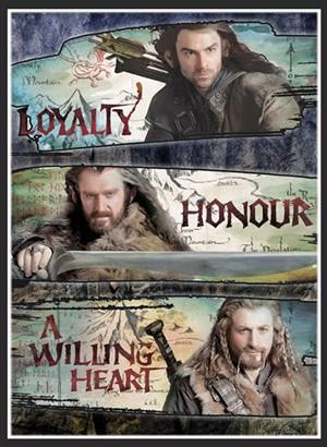 Loyalty, Honour, A Willing herz