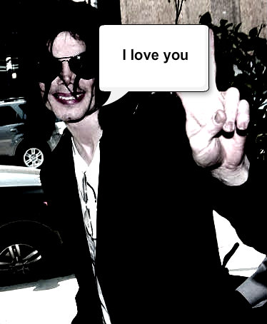 "MIchael""s Message to his ファン"