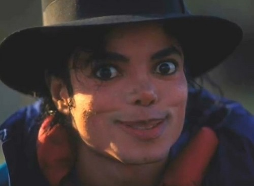 MJ funny faces