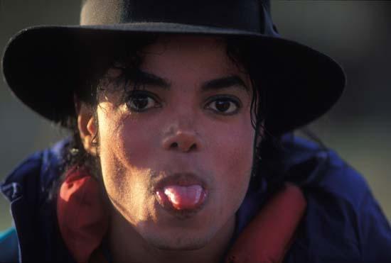 MJ funny faces