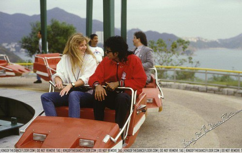 MJ having Fun :D